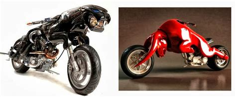 12 Cool Motorcycles