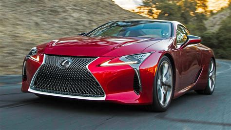 Inside the All-New Lexus LC 500! - Motor Trend Presents ...
