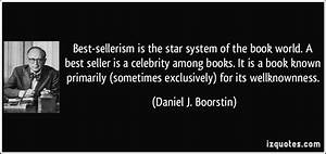 Best-sellerism ... Star System Quotes