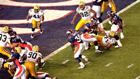 What Are The Most Dramatic Goal Line Stands In Nfl History