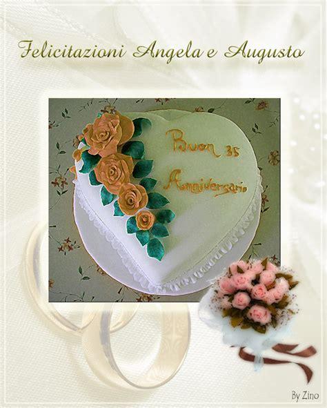 Il matrimonio rappresenta il raggiungimento dello step più importante a cui una coppia possa ambire; Congratulazioni Angela e Augusto! Felice Anniversario