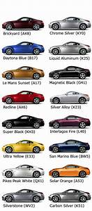350z Paint Colour Code Guide - 350z Faq