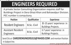 Private Sector Consulting Organization Jobs 2017 - PaperPk