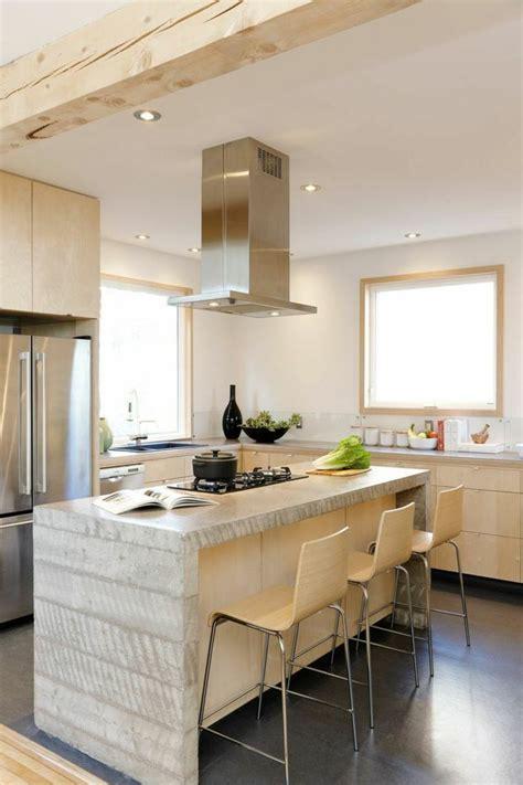 comptoir de cuisine blanc 52 idées élégantes avec du