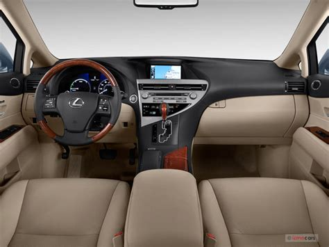 lexus rx interior 2012 2012 lexus rx hybrid interior u s news world report