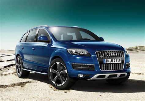 2014 Audi Q7 S Line Style Edition | Top Speed