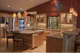Show Kitchen Design Ideas by Pictures Of Kitchens Traditional Light Wood Kitchen Cabinets Page 6