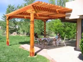 pergola design pergolas gazebos ramadas beveled square and spiral southwestern designs