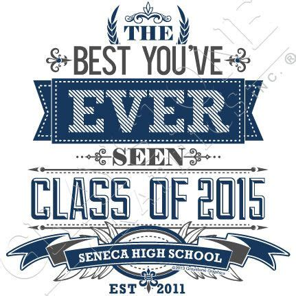 Cover Template College Graduation2015 2016 by Graystone Graphics Inc Senior Class Shirt Design 5th