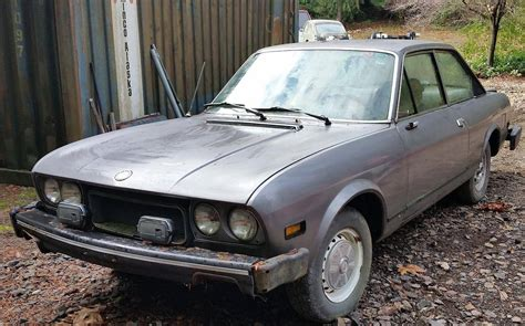 Fiat 124 For Sale by 1974 Fiat 124 For Sale 2182339 Hemmings Motor News
