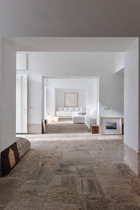 Minimalistische Wohnzimmer Einrichtungsideenmoderne Wohnzimmer Interieur by Wohnzimmer Pur Minimalistisch Wei 223 Marmor Loft Style In