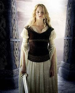 What is a Shieldmaiden: A Girl Who Chooses to Fight as a ...  Eowyn