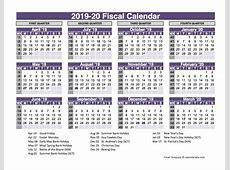 UK Fiscal Calendar Template 201920 Free Printable Templates