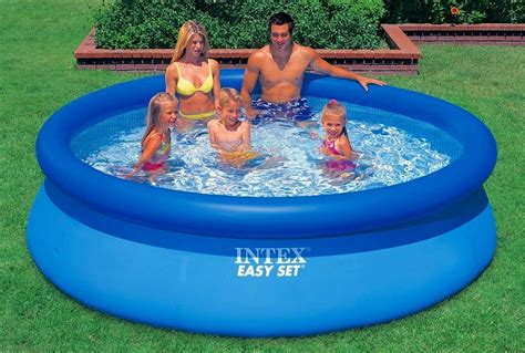 Intex Pools For Happy Family