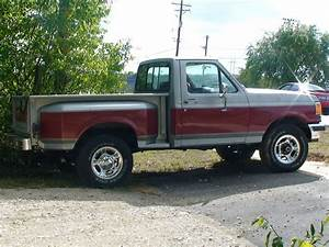 87 Ford F150