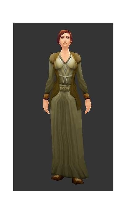 Female Character Medieval Human Animation Maya Rig