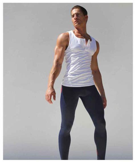 Yoga Pants Men Yoga Mens Gym Wear Jogging New Design 2016