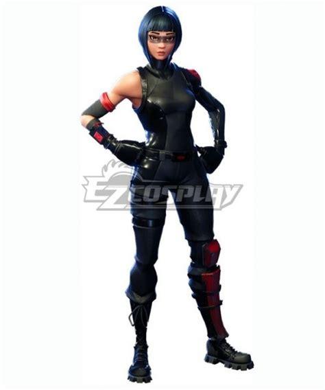 Fortnite Battle Royale Shadow Ops Skin Cosplay Costume