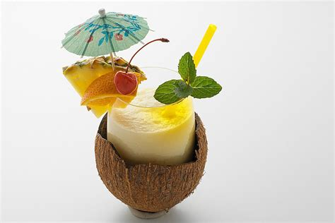 coco colada drink recipe the virgin pina colada