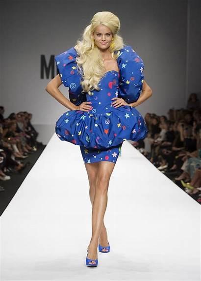 Moschino Catwalk Spring Summer Woman Skinny Nitrolicious
