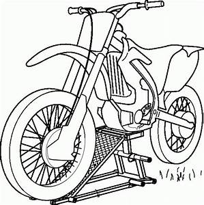 ktm motorbike coloring pages With honda mini bikes