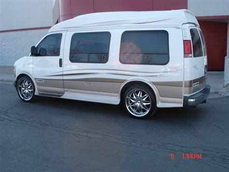 Reppinthechi 1999 Chevrolet Express 1500 Cargo Specs
