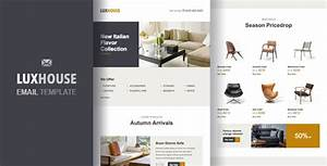 LuxHouse ECommerce Email Template By Zinchenko ThemeForest
