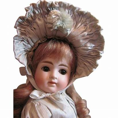 Face Kestner Round Doll Mouth Early Closed