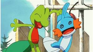LOL pokemon cute dancing our gif Mudkip Treeko ...