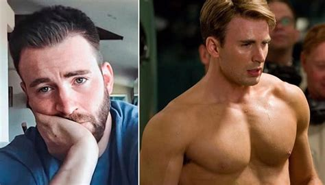 Chris Evans Accidentally Shared 'Too Private' Image Of His ...