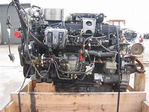 2008 International Maxxforce 13 Engine 1s124hm2d4000718