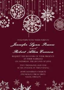 fabulous sparkle red wedding invitations for christmas and winter weddings ewi257 as low as 0 94