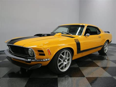 1970 Ford Mustang Boss 302 Pro Touring For Sale