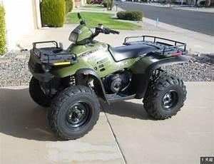 Polaris Sportsman 500 Factory Service Manual Download