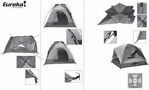 Eureka Alpine Tent  U0026 How To Set Up Eureka Alpine Tent Scout