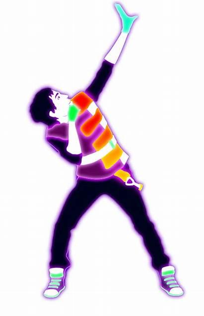 Dancer Dance Pump Clipart Justdance Wikia Freepngimg