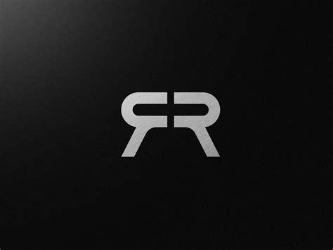 rr monogram  vivek kesarwani vesigns  dribbble