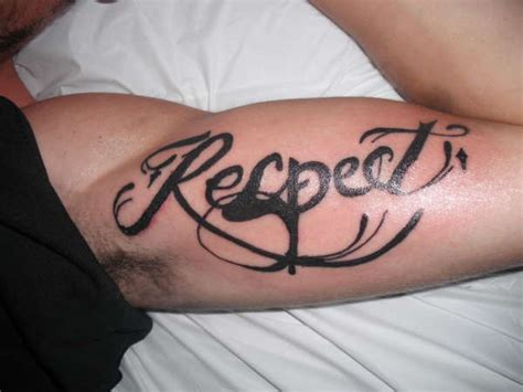 respect tattoos designs ideas  meaning tattoos