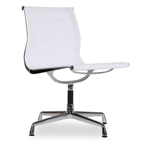 fauteuil bureau sans accoudoir fauteuil sans accoudoir fauteuil am loungy design en cuir