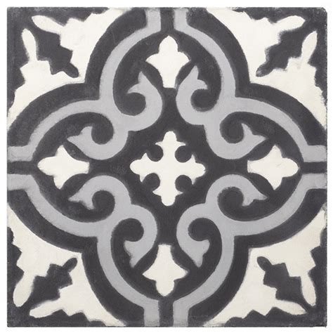 mt 020 bgw quatrefoil black grey white imports