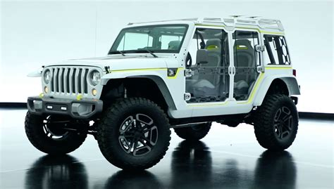 jl jeep diesel is the jeep safari concept a preview of the new wrangler