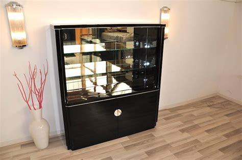 Minibar Für Zuhause by Deco Display Cabinet With A Groove And Lighting For