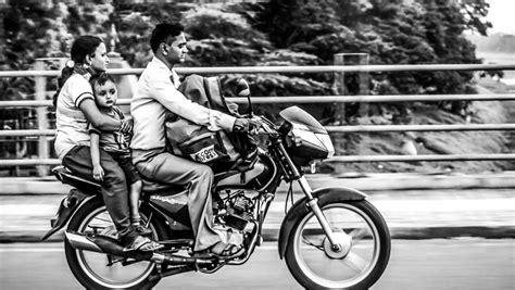Man, People, Road, Street, Night, Bike
