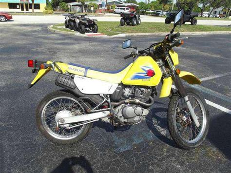 Suzuki Dr 200 For Sale by 2006 Suzuki Dr200se Dual Sport For Sale On 2040motos