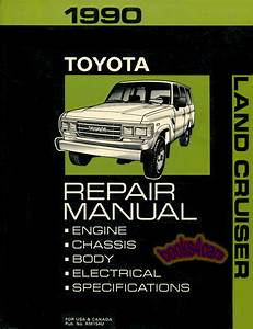 Toyota Land Cruiser Manuals At Books4cars Com