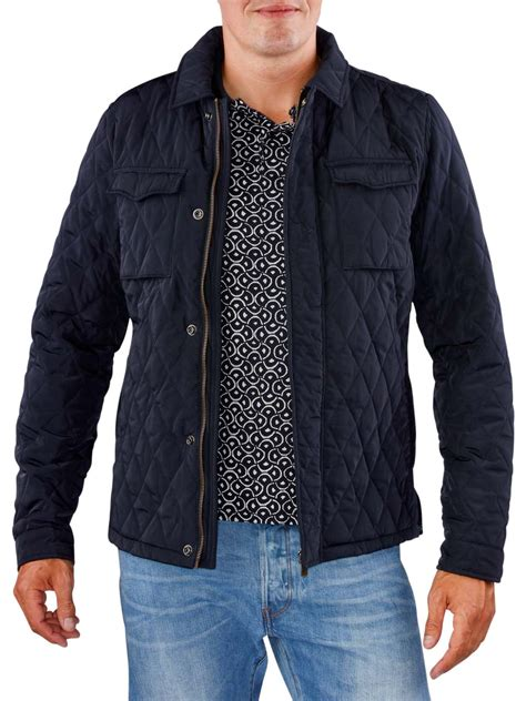 s lightweight quilted jacket scotch soda lightweight quilted shirt jacket