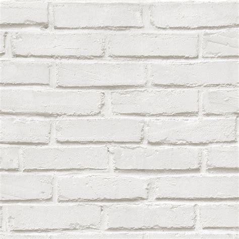 white brick white brick effect wallpaper 5 styles feature wall new free p p ebay