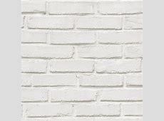 RUSTIC BRICK WALL WALLPAPER WHITE 575319 UGEPA
