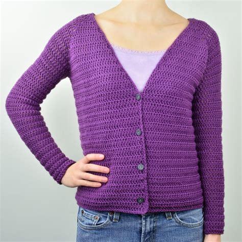 crochet cardigan pattern crochet spot 187 blog archive 187 crochet pattern v neck cardigan sweater 9 sizes crochet