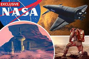 NASA: Inside space agency's manned missions to Mars ...